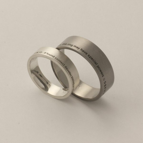 funny engraving on ring - Wedding Ring Engraving Ideas