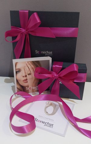 Stonechat Jewellers Packaging