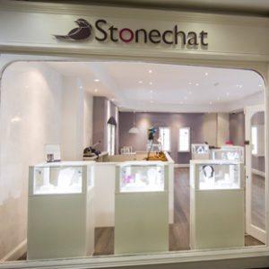 Stonechat shop front
