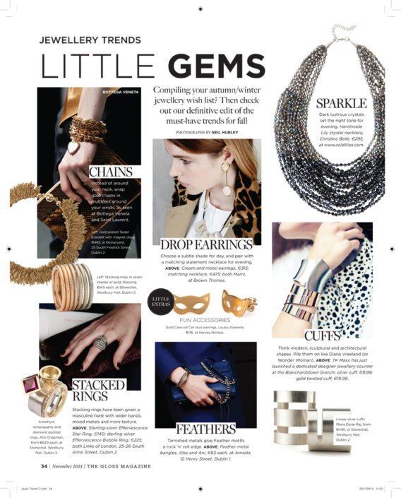 The Gloss November 2013