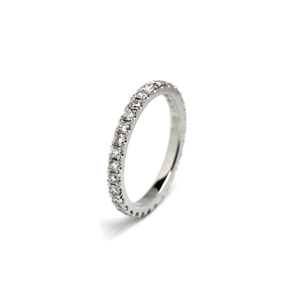 stonechat castel band diamond jewellers product