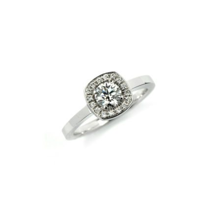 Diamond emelie ring