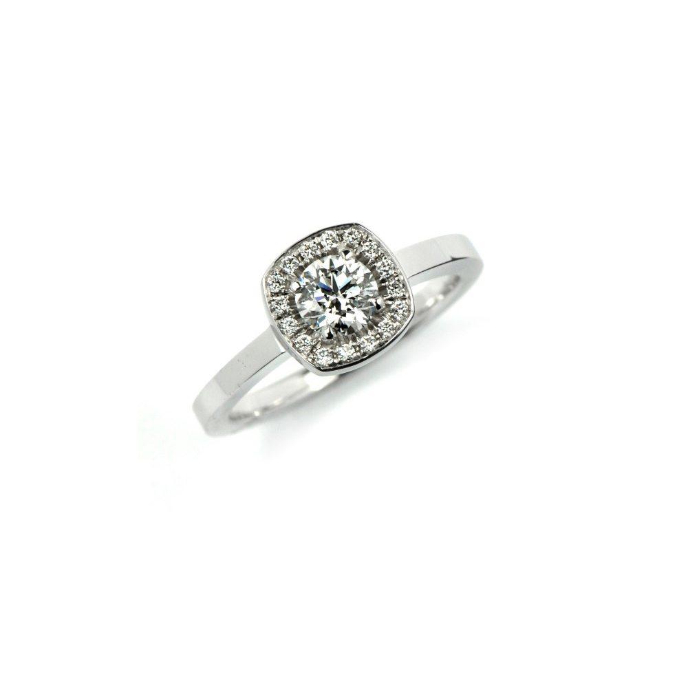 Diamond emelie ring