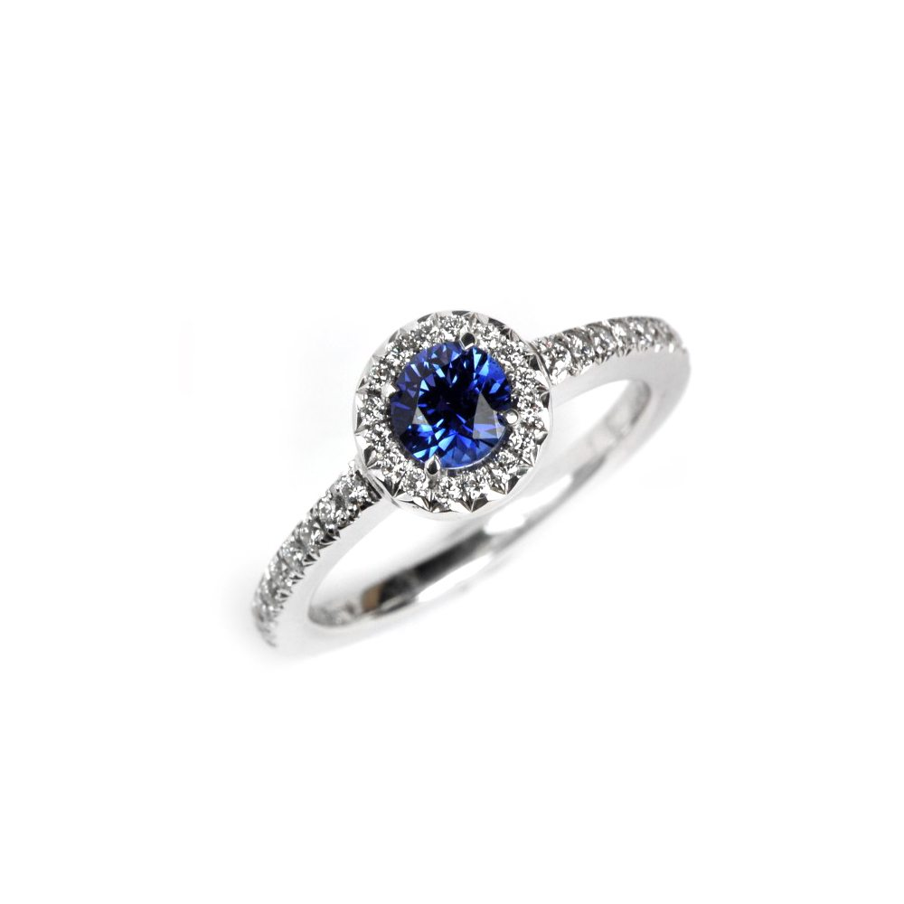 Sapphire westend ring