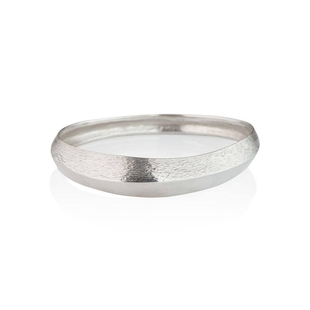 Shadow-lines-silver-bangle