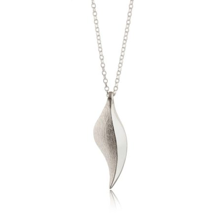 Shadow-lines-silver-long-pendant
