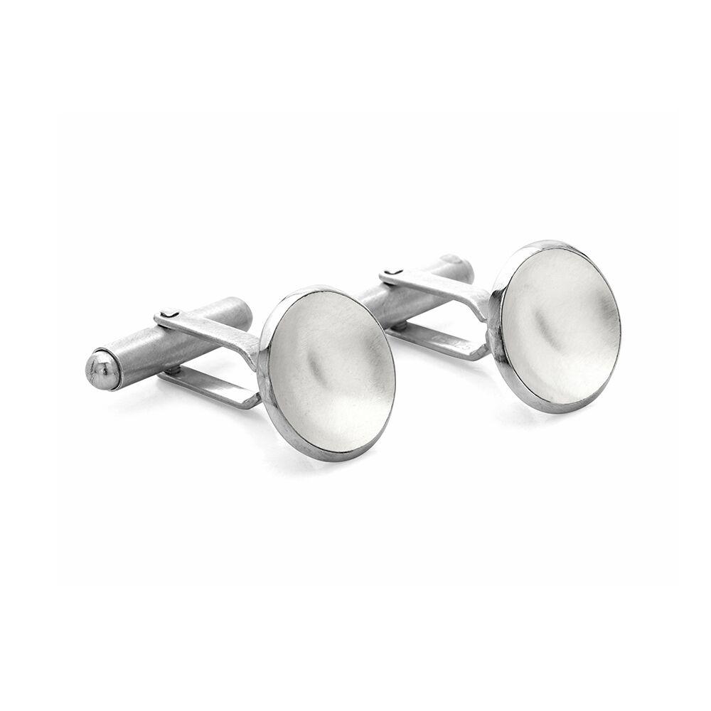 Torc Silver Cufflnks