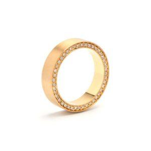 Wide swedish ring