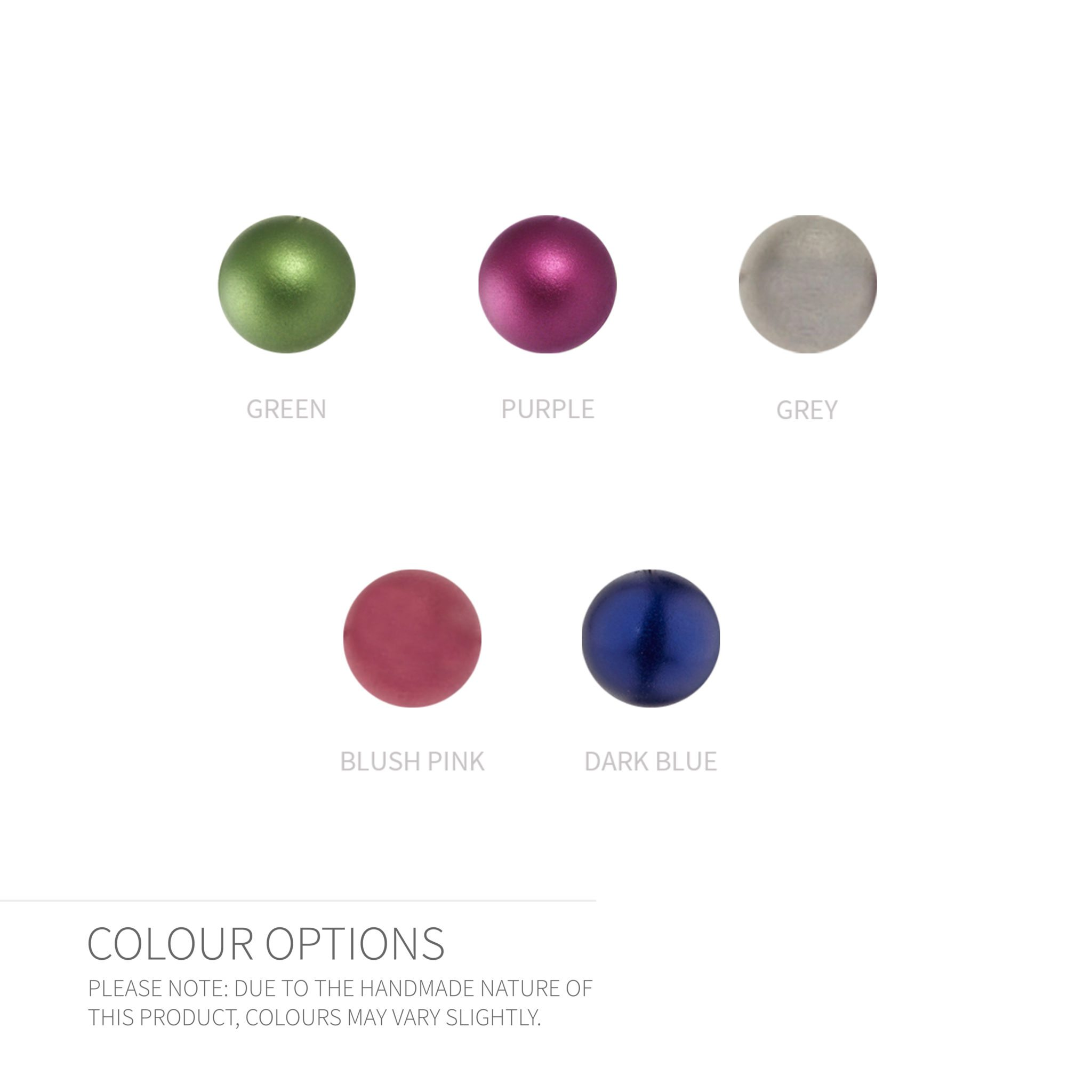 Apero colour options