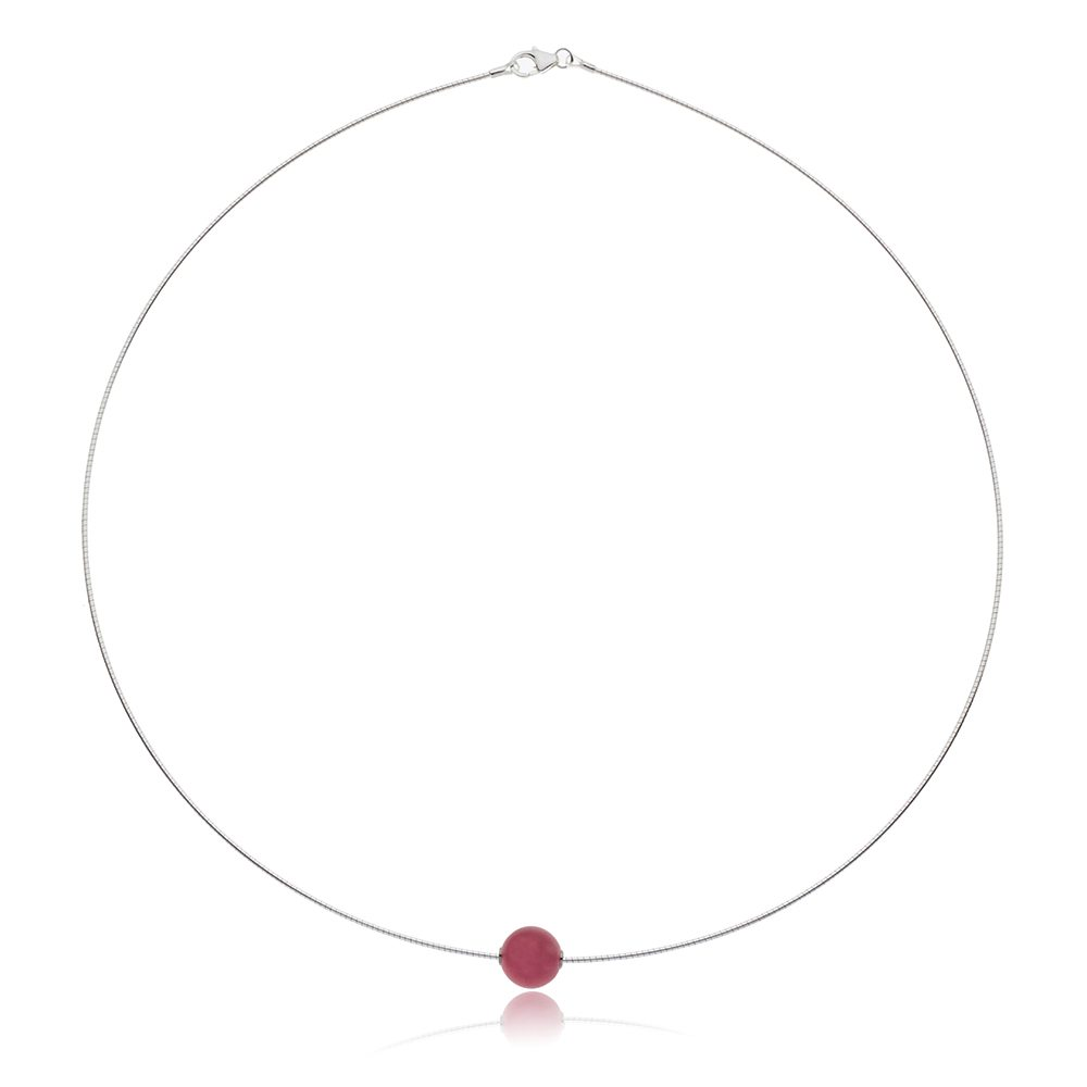 Single sphere neckpiece