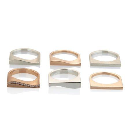 Quintet rings 5