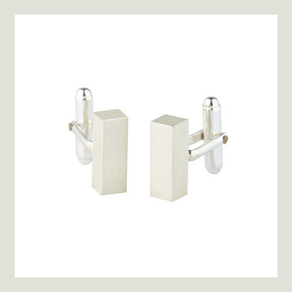 Square Bar Cufflinks