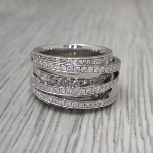 Diamond Wraparound Ring