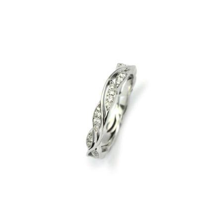 Slim Leaf Ring