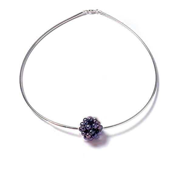 Pearl Ball Pendant
