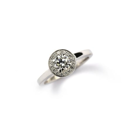 Diamond Anvers Ring