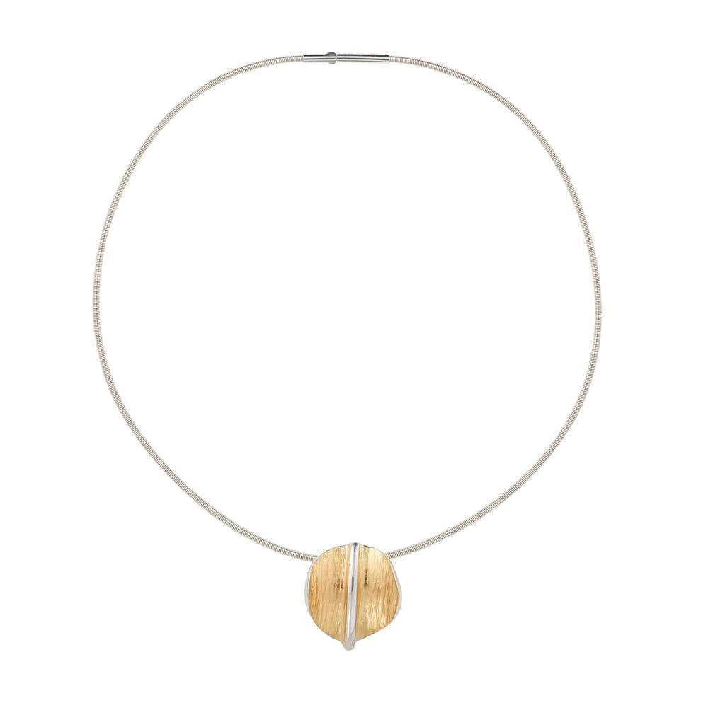 Fine Lines Necklace